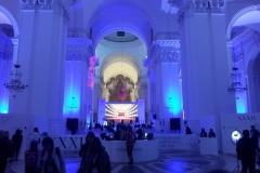 La chiesa astronave